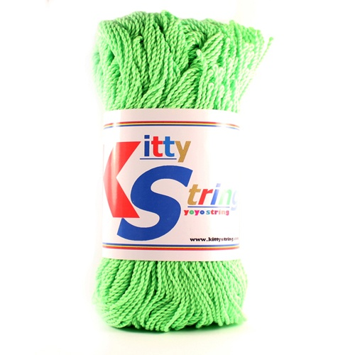 Kitty String Fat - Lime Green