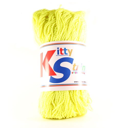 Kitty String 100 - Neon Yellow