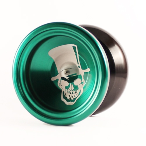 General-Yo KLR - Badass Green/Black