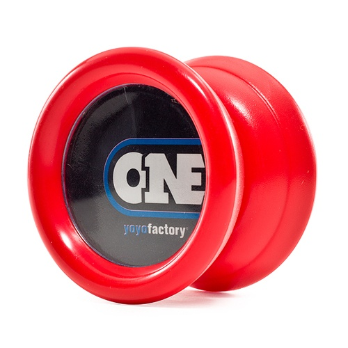 YoYofactory One 2012 - Red