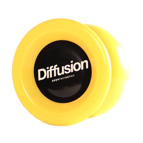 YoYoRecreation Diffusion - Yellow
