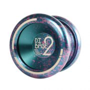 C3yoyodesign DiBase2 - Blue / Purple Acid Wash