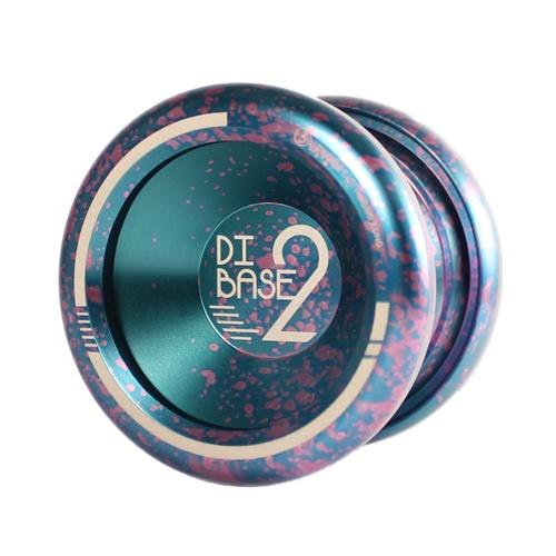 C3yoyodesign DiBase2 - Blue / Purple Acid Wash