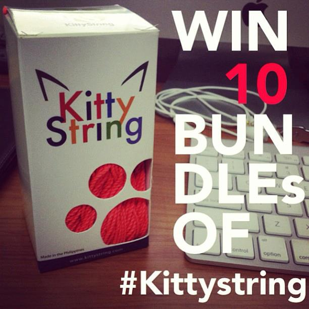 Kitty String Instagram Contest