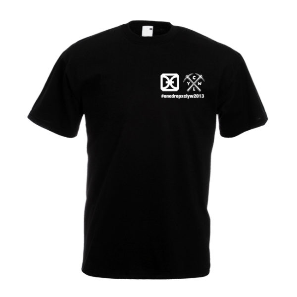 OneDrop x CLYW 2013 T-shirt