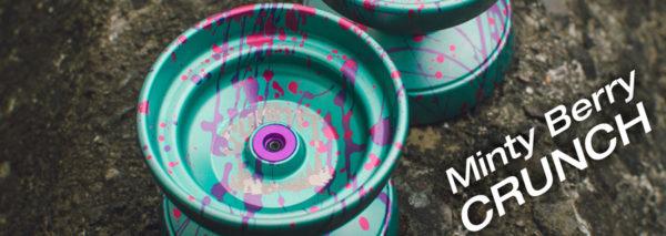 OneDrop x CLYW Mint Berry Crunch Summit Slider