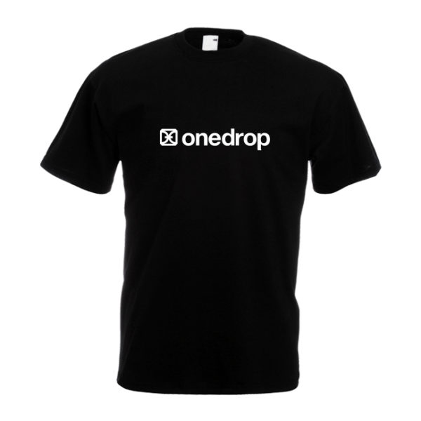One Drop T-shirt Black