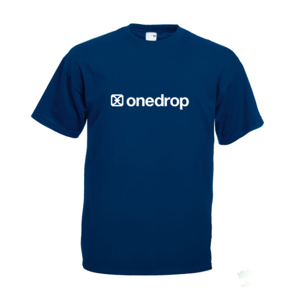 One Drop T-shirt Navy