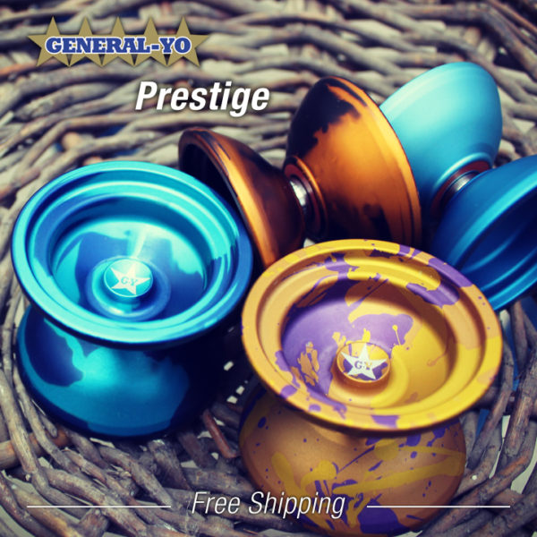 General-Yo Prestige - Free Shipping Worldwide