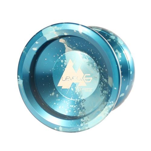 C3yoyodesign Level 6 - Blue / Light Blue Acid Wash