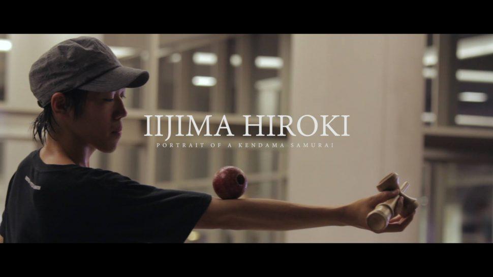 Iijima Hiroki Kendama Documentary