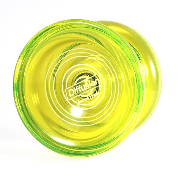 YoYoRecreation Diffusion 2 - Clear Yellow