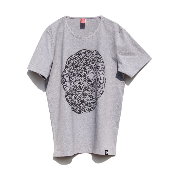 Knots Duns Broccoli T-shirt - Art 1
