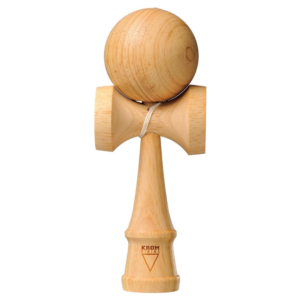 Krom Viking - Rubber Wood Natural