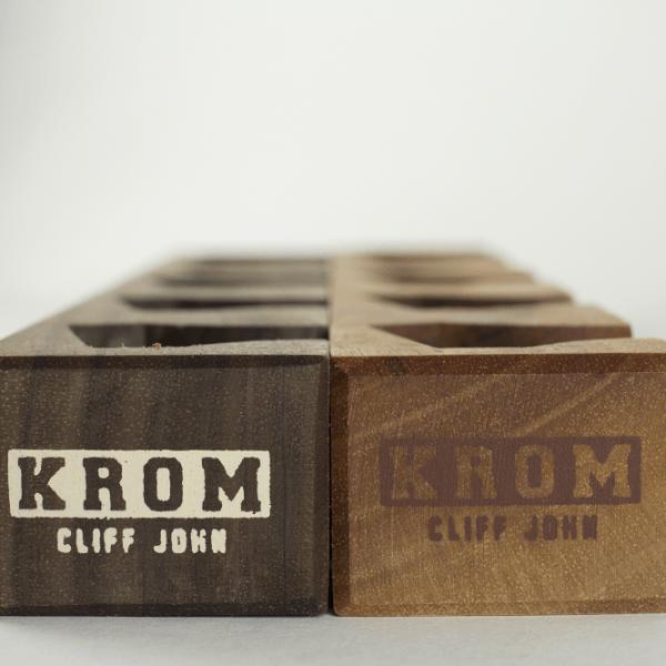 KROM Cliff John