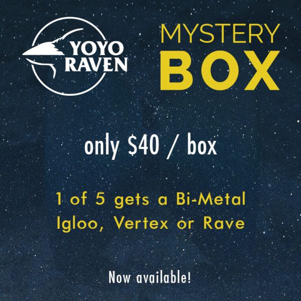 YoYoRaven Mystery Box 2016