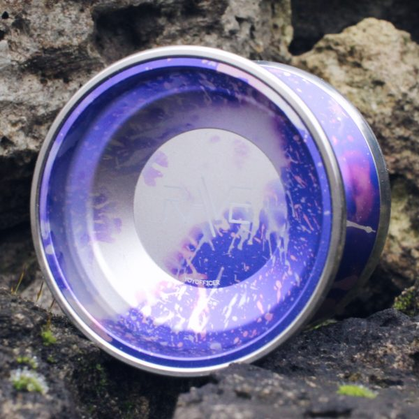 Yoyofficer Rave - Purple / Pink / Silver