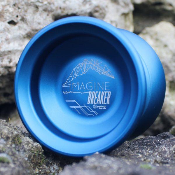 C3yoyodesign Imagine Breaker - Blue