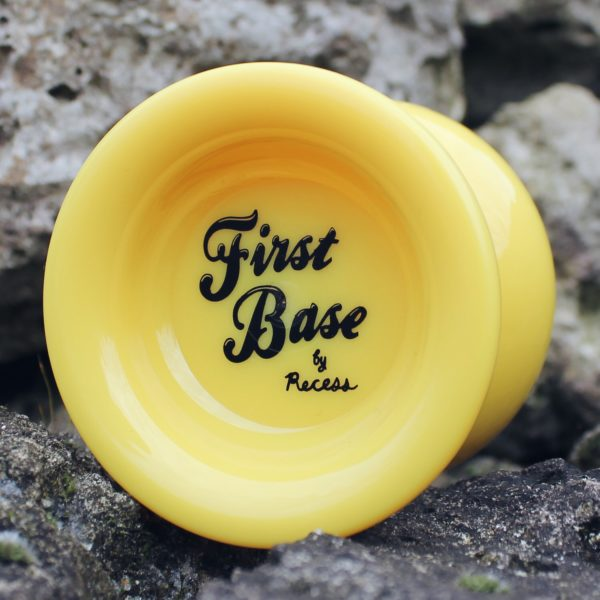 Recess First Base - Yellow
