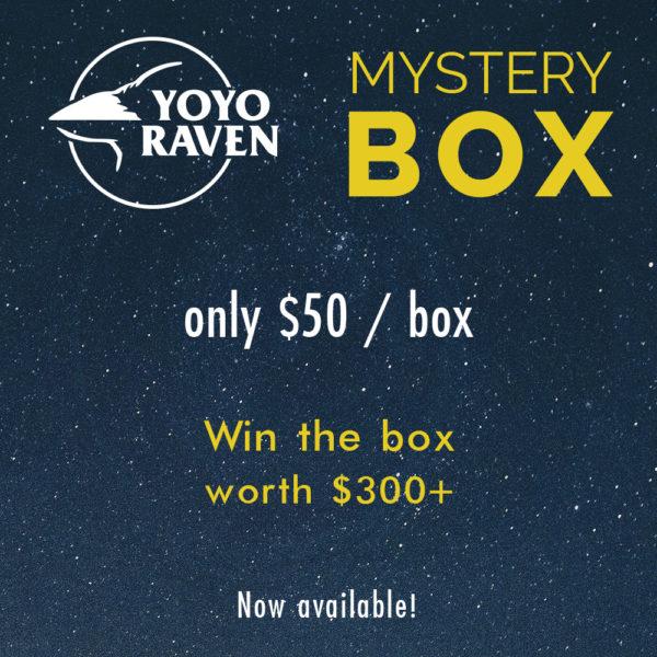 YoYoRaven Mystery Box 2017