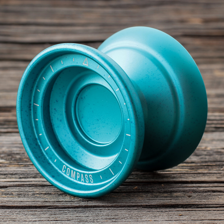 CLYW Compass - Blue Cosmos