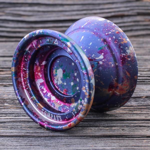 CLYW Compass - Confetti Cannon