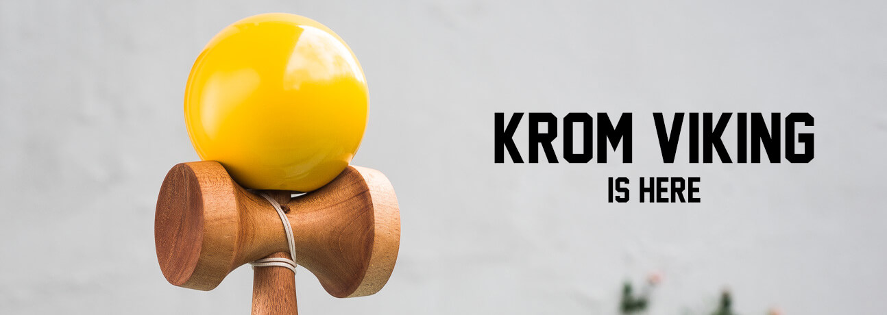 KROM Viking Kendama Slide