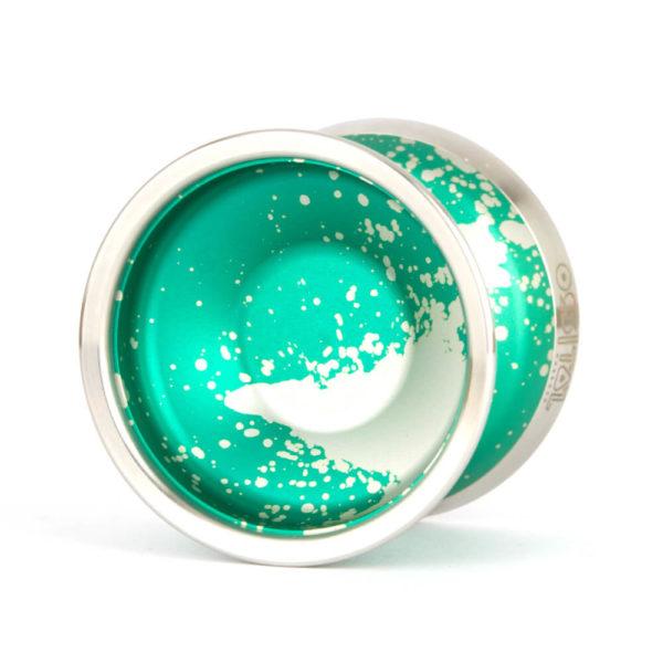 Duncan Orbital - Green Silver