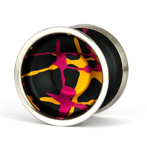 Duncan Orbital - Black Red Gold