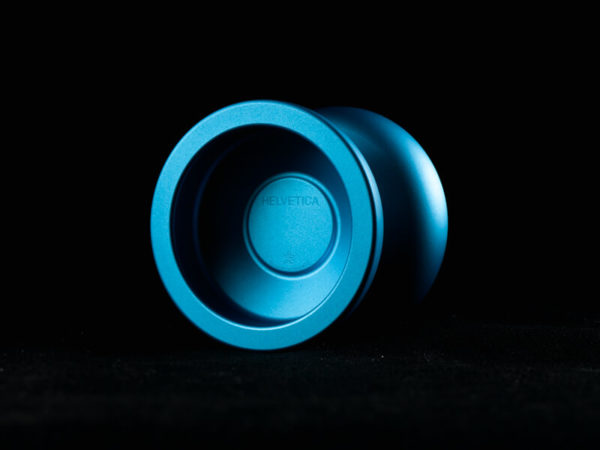 YoYoRecreation Helvetica - Blue